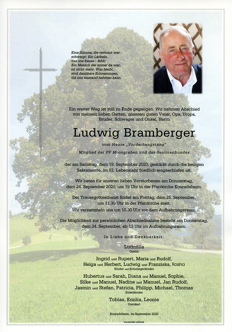 Parte Ludwig Bramberger