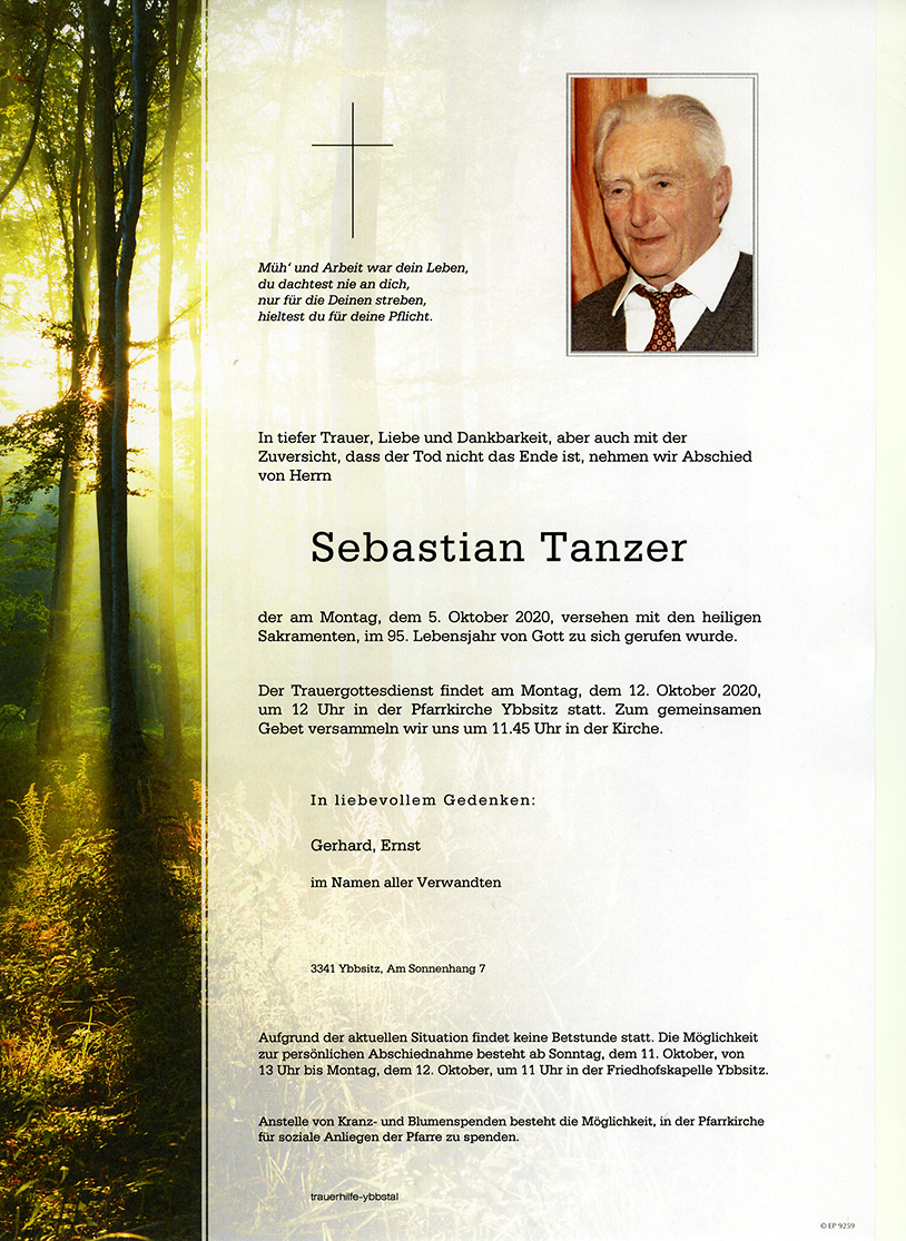 Parte Sebastian Tanzer