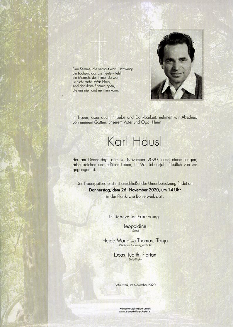 Parte Karl Häusl