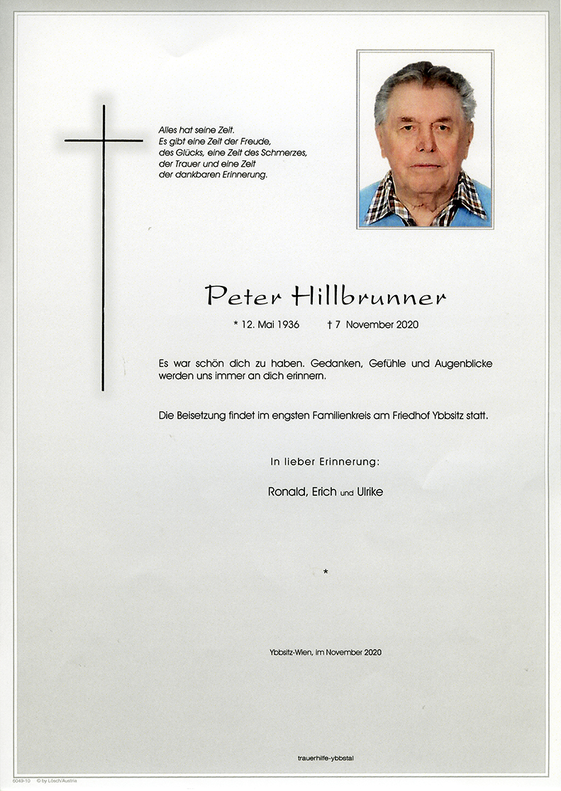 Parte Peter Hillbrunner