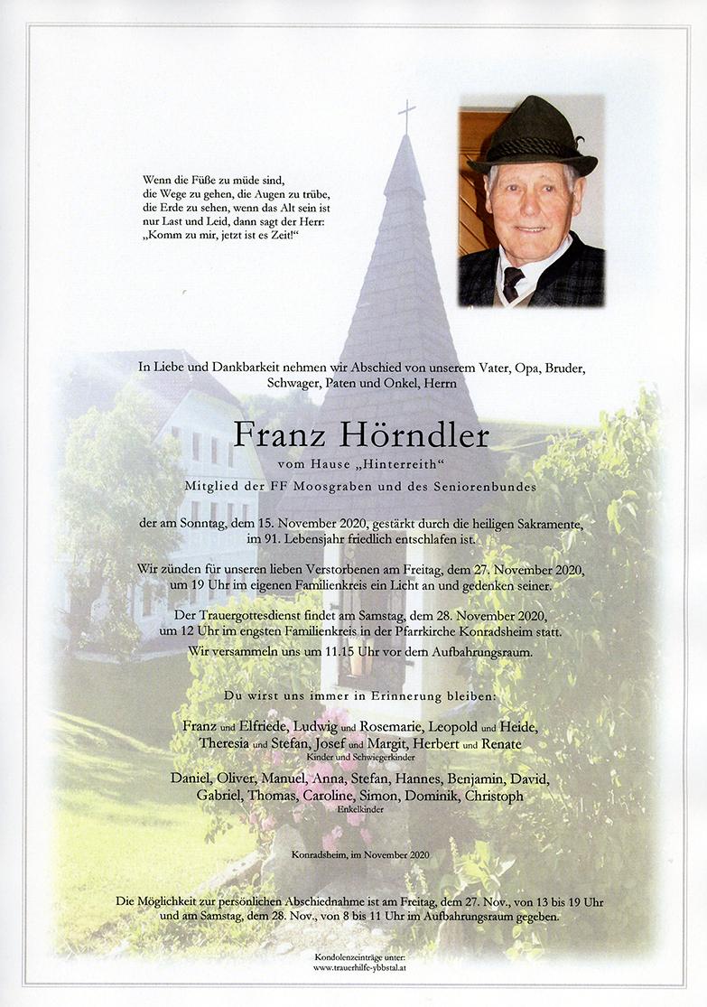 Parte Franz Hörndler