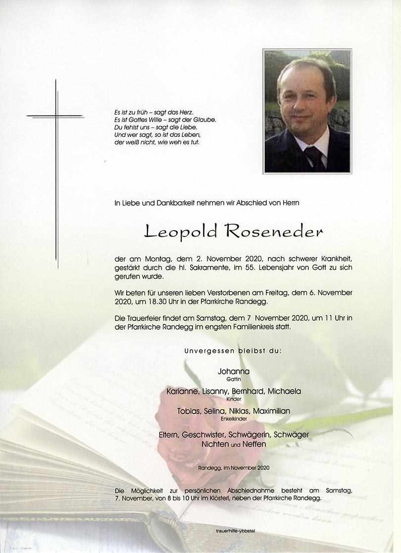 Parte Leopold Roseneder