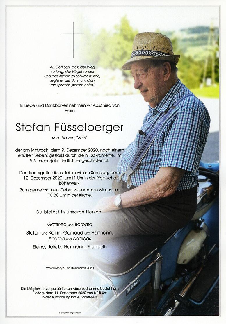 Parte Stefan Füsselberger