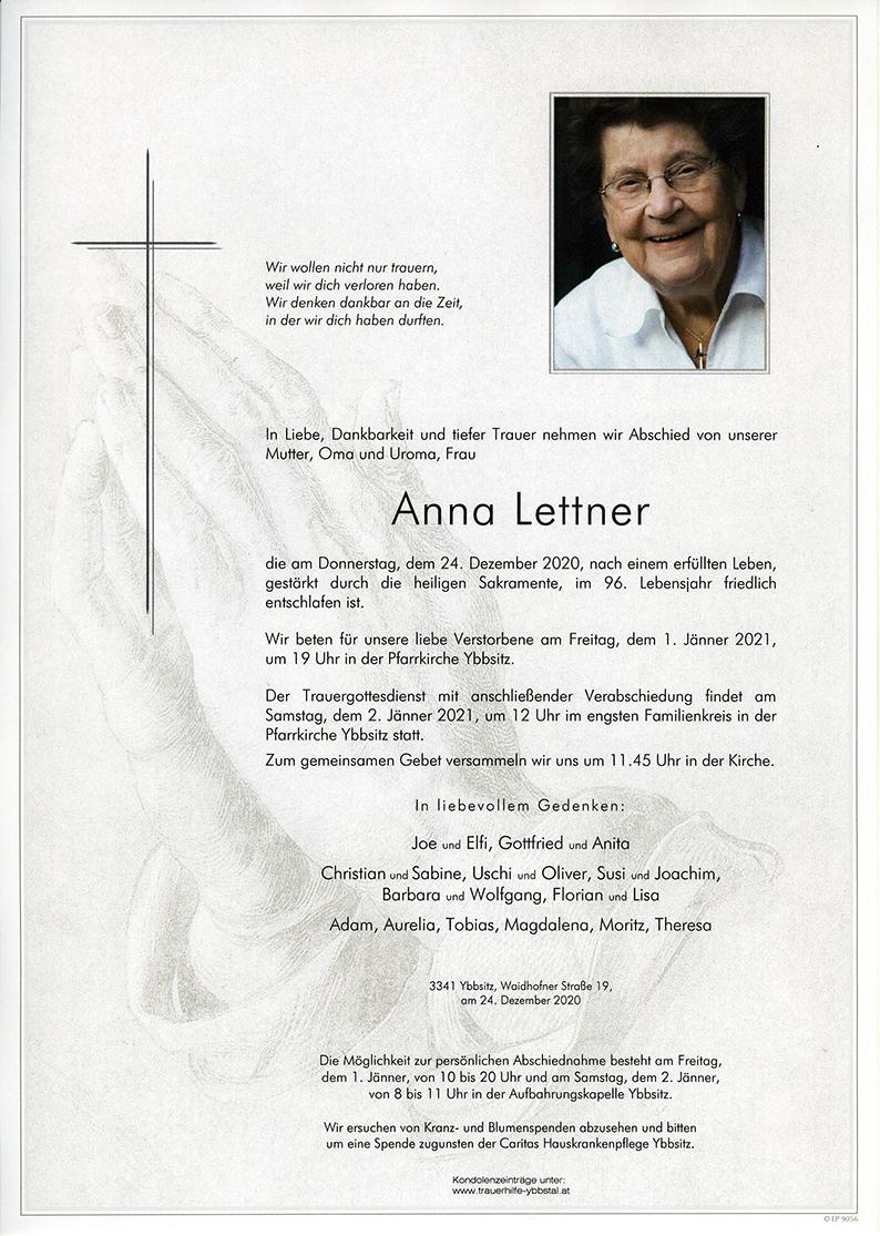 Parte Anna Lettner