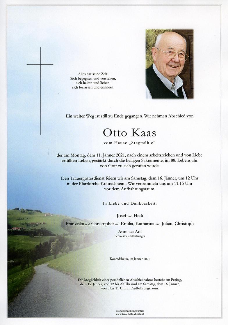 Parte Otto Kaas