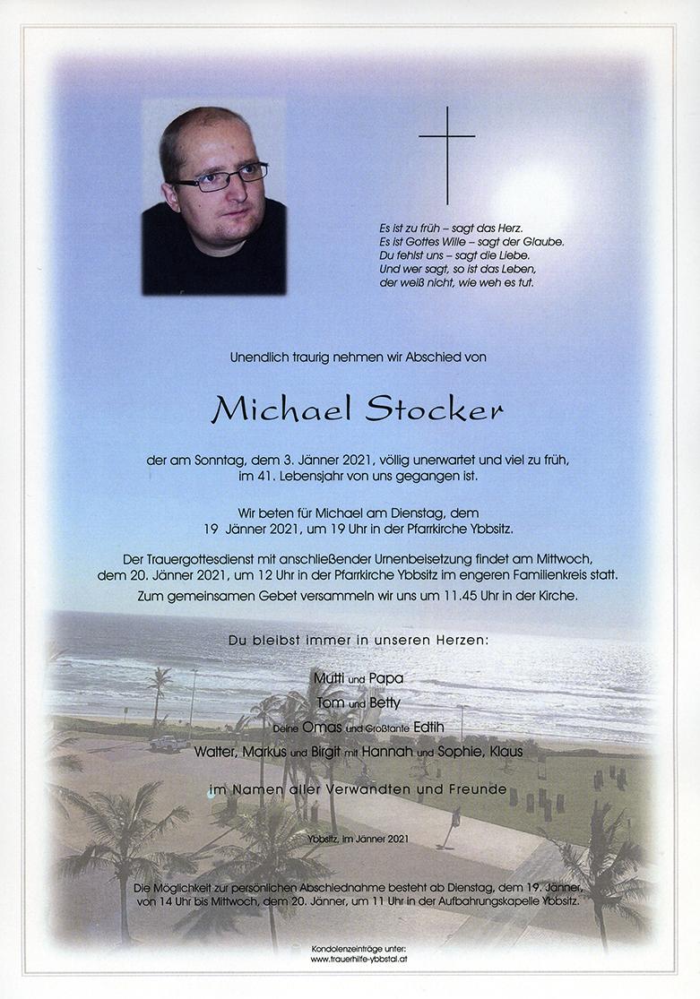 Parte Michael Stocker
