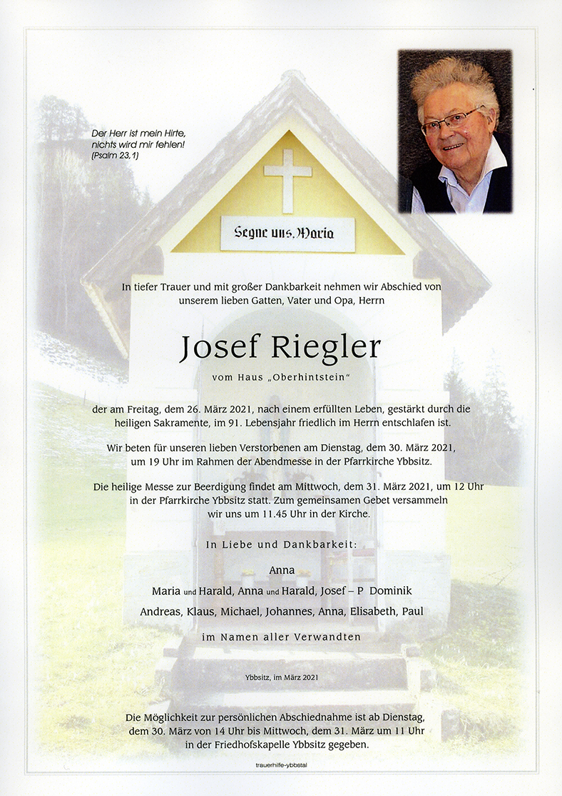 Parte Josef Riegler