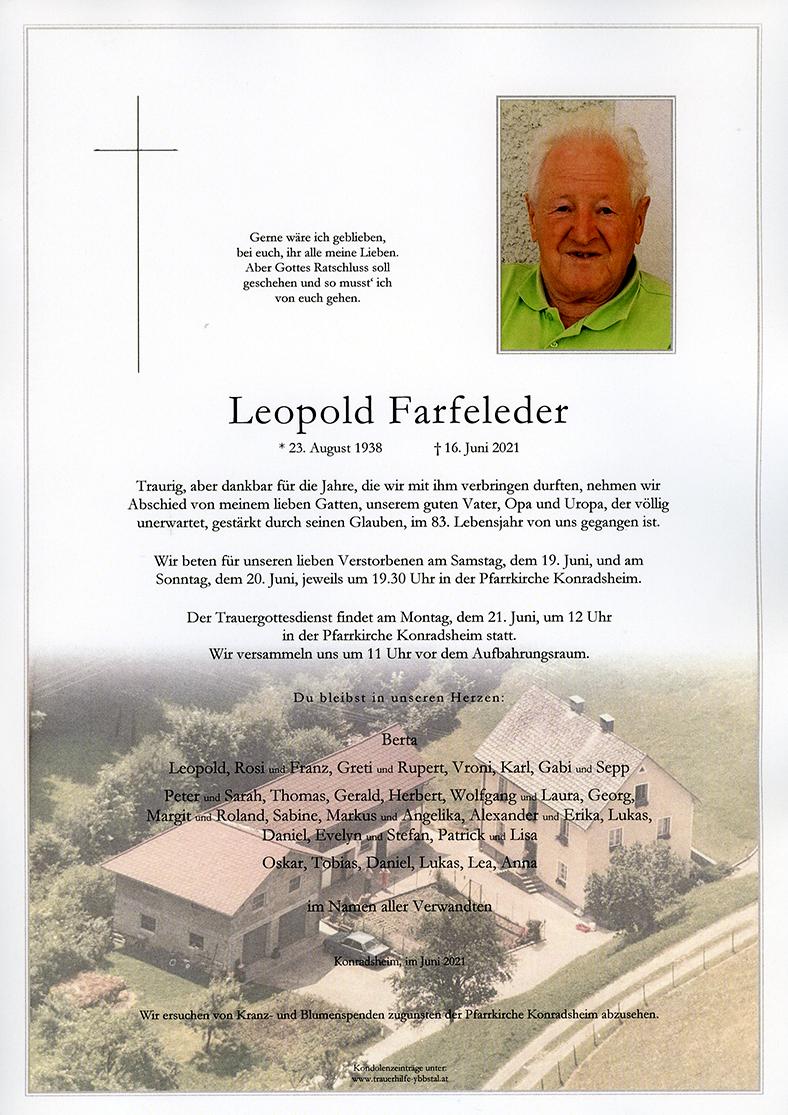 Parte Leopold Farfeleder