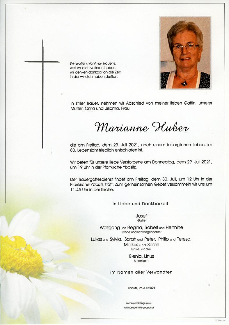 Parte Marianne Huber