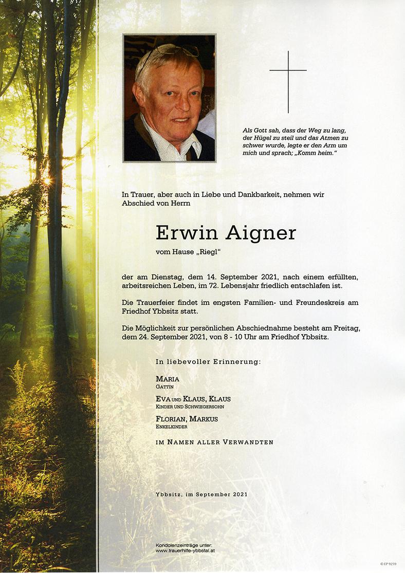 Parte Erwin Aigner