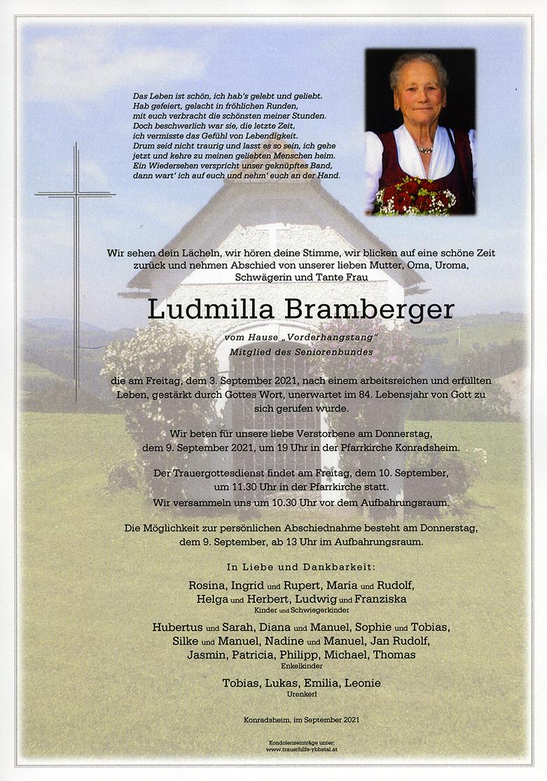 Parte Ludmilla Bramberger