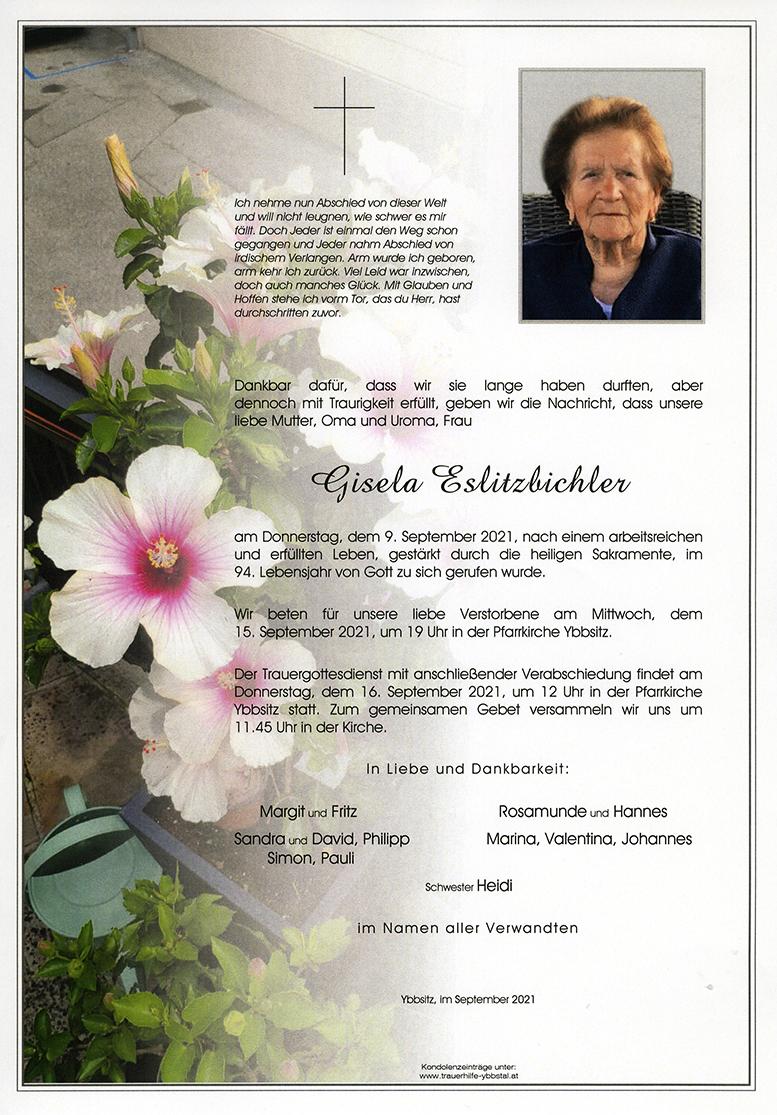 Parte Gisela Eslitzbichler