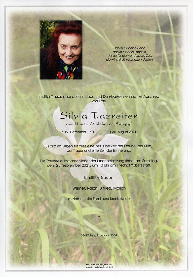Parte Silvia Tazreiter