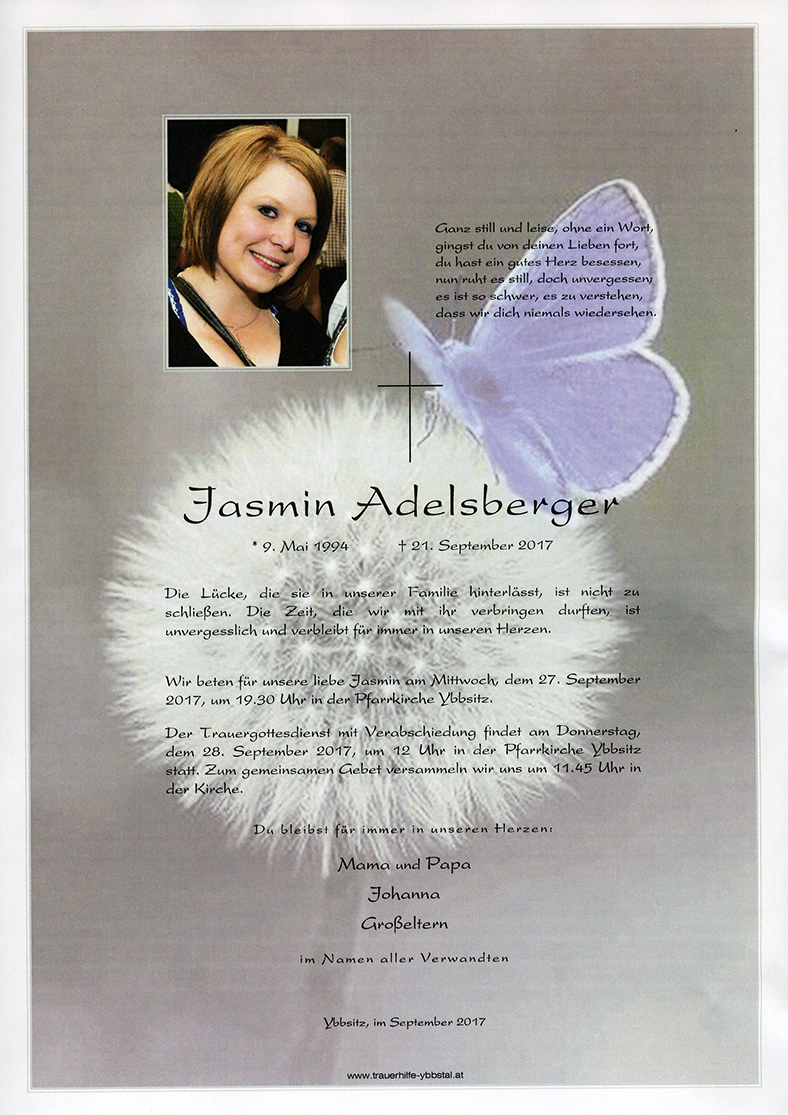 Parte Jasmin Adelsberger