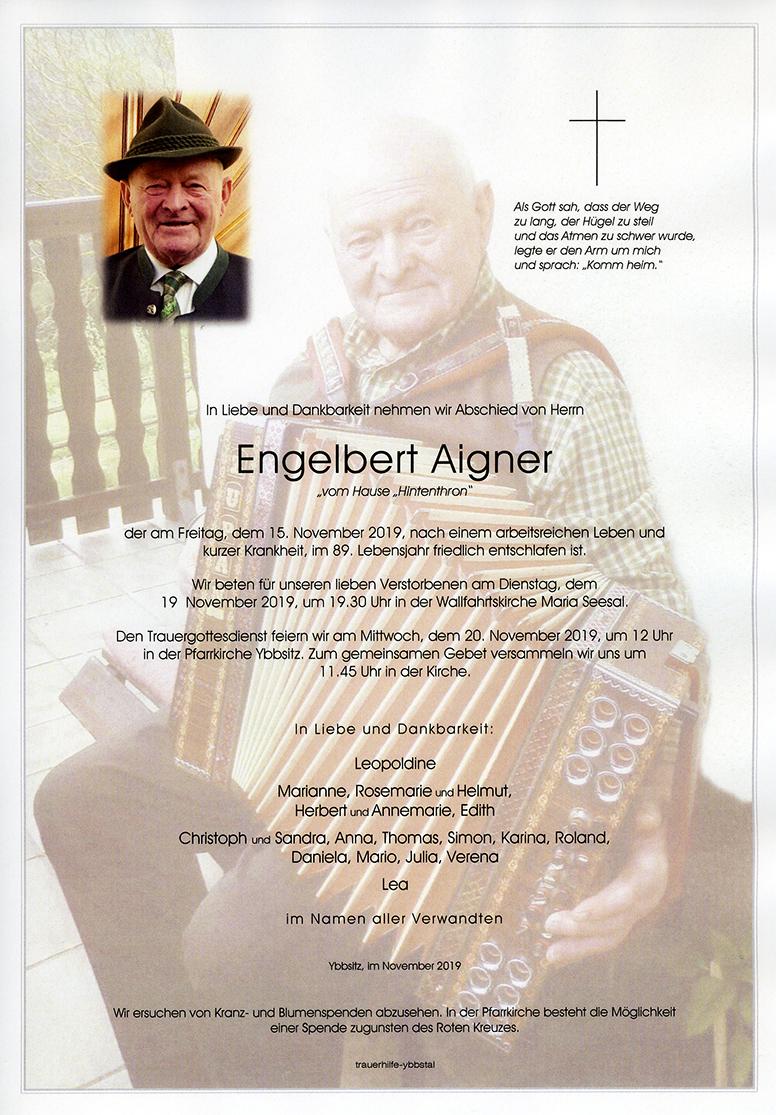 Parte Engelbert Aigner