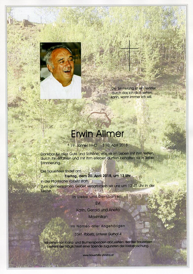 Parte Erwin Allmer