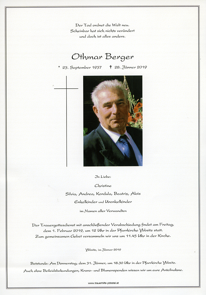 Parte Othmar Berger