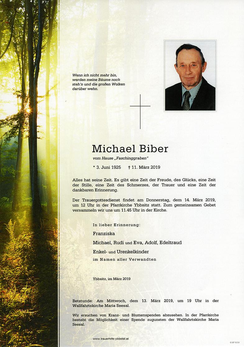 Parte Michael Biber