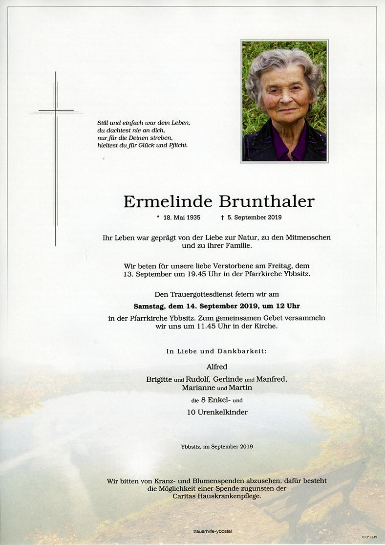 Parte Ermelinde Brunthaler