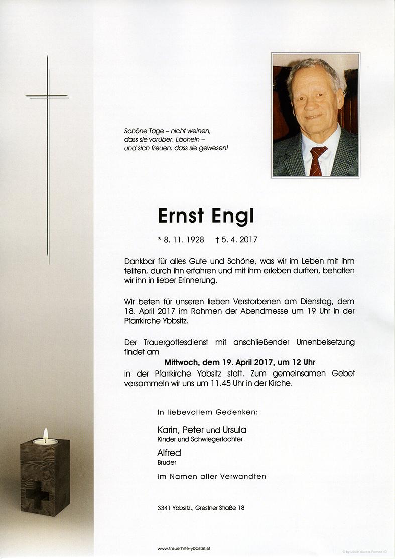 Parte Ernst Engl