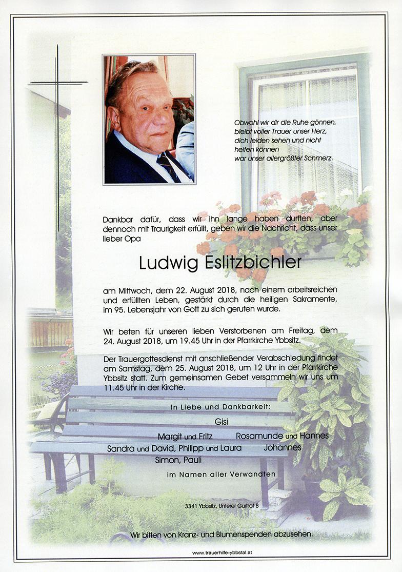 Parte Ludwig Eslitzbichler