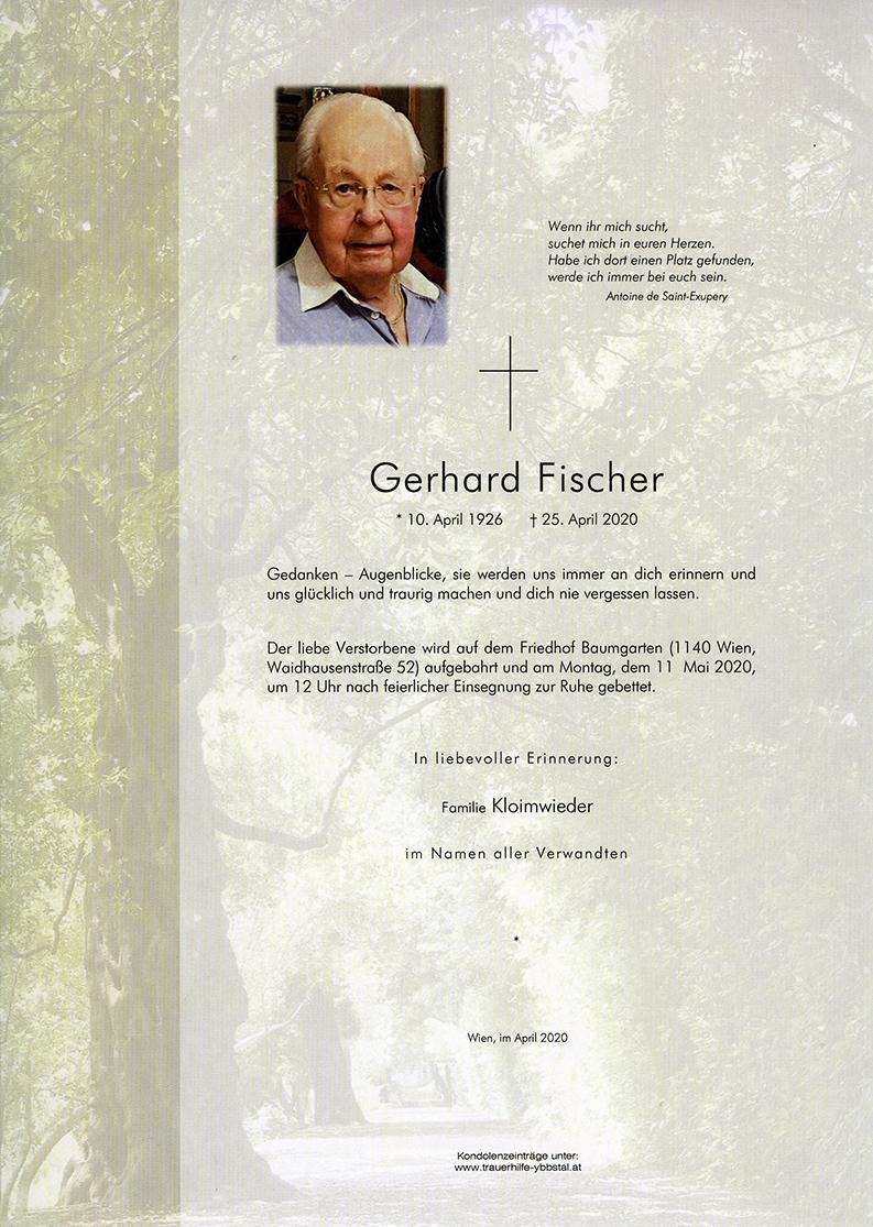 Parte Gerhard Fischer