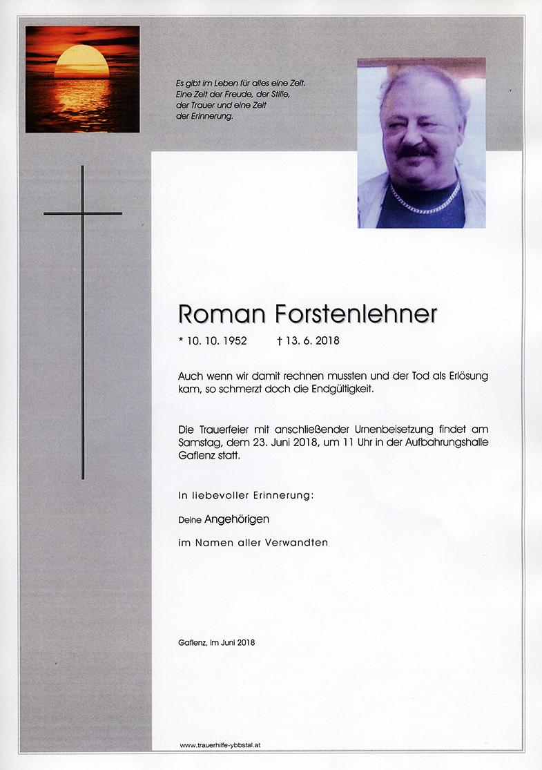 Parte Roman Forstenlehner