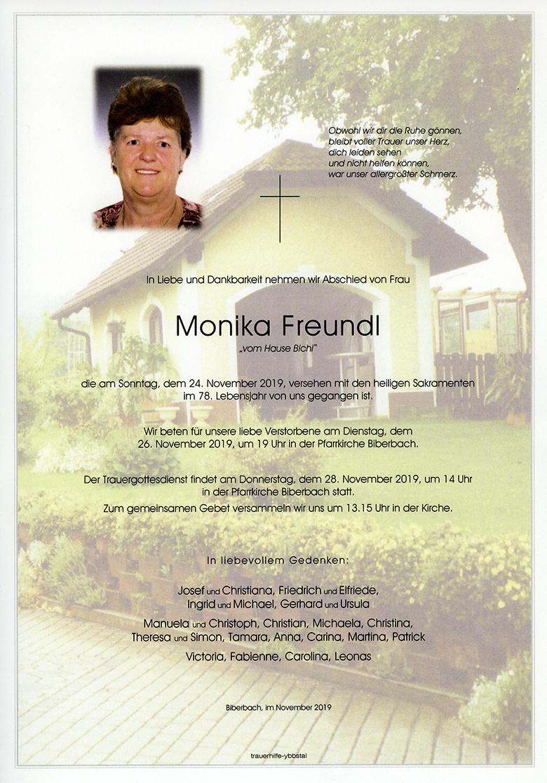 Parte Monika Freundl