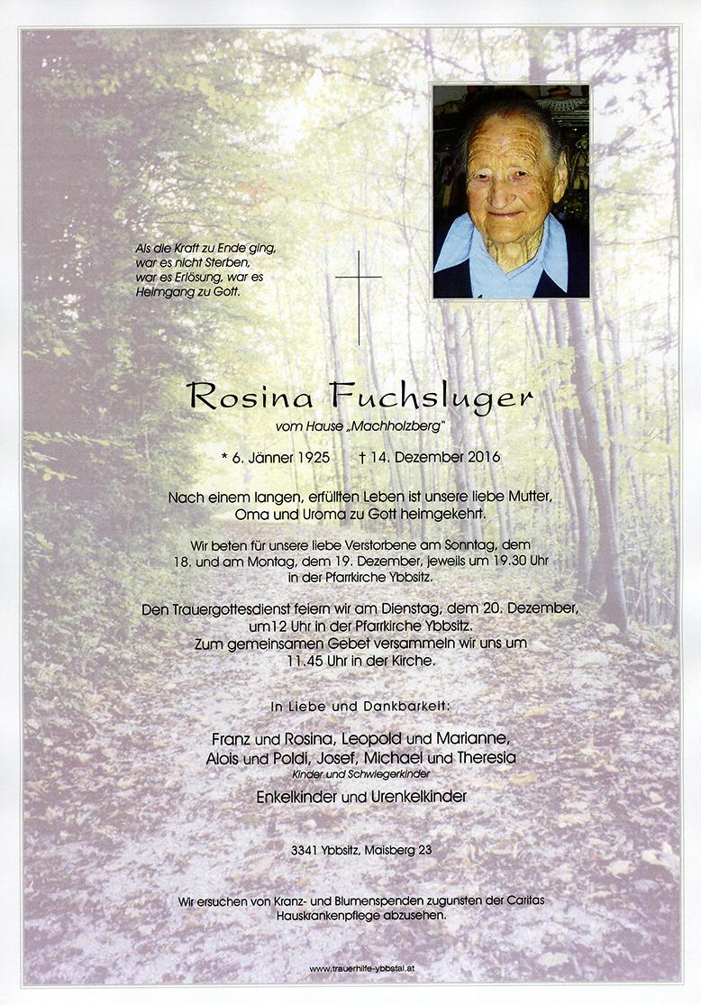 Parte Rosina Fuchsluger