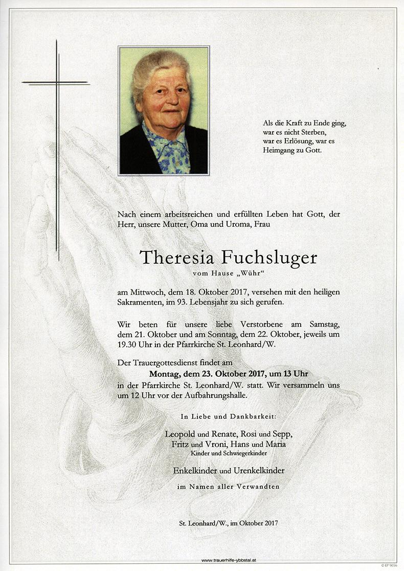 Parte Theresia Fuchsluger