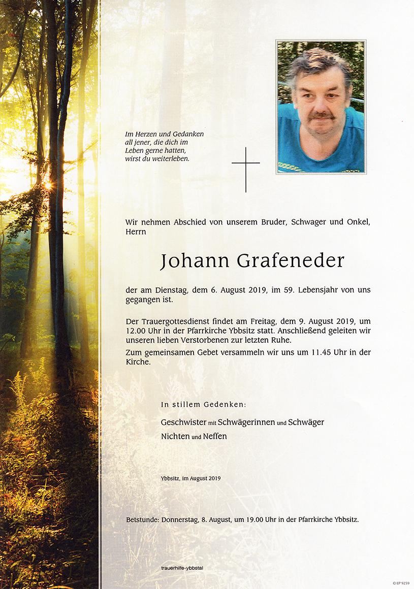 Parte Johann Grafeneder
