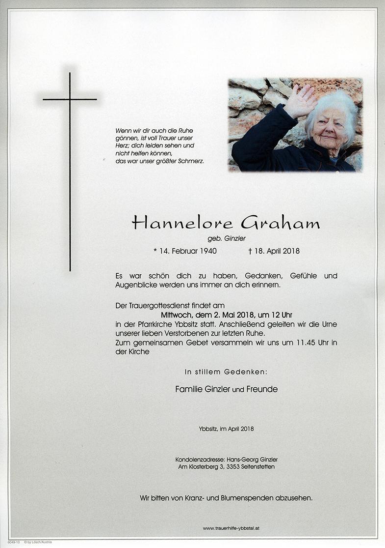 Parte Hannelore Graham