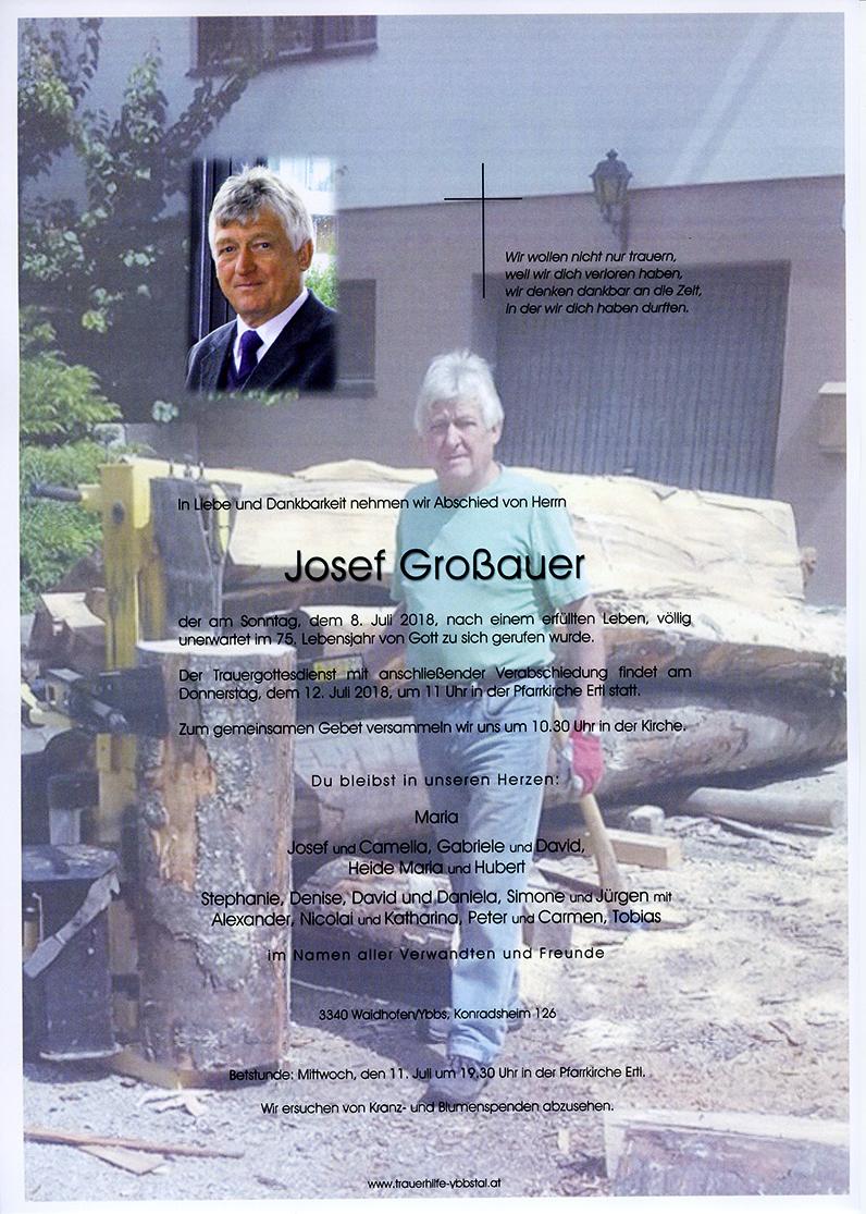 Parte Josef Großauer