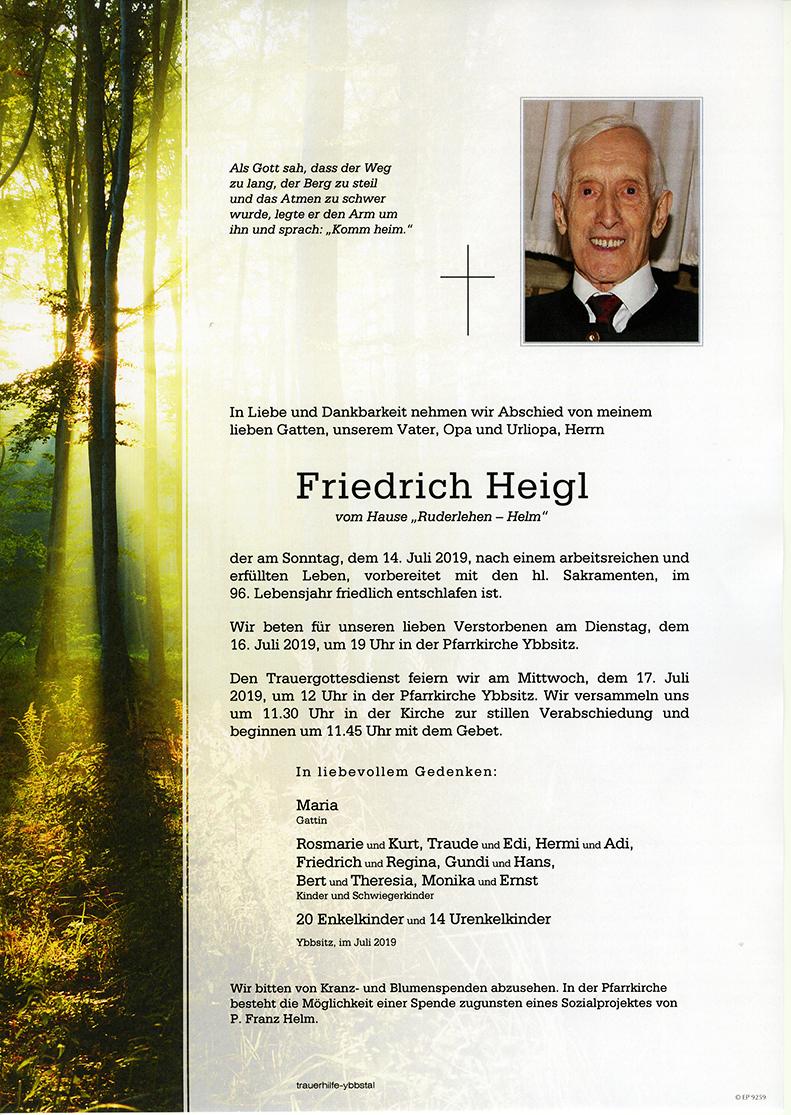 Parte Friedrich Heigl