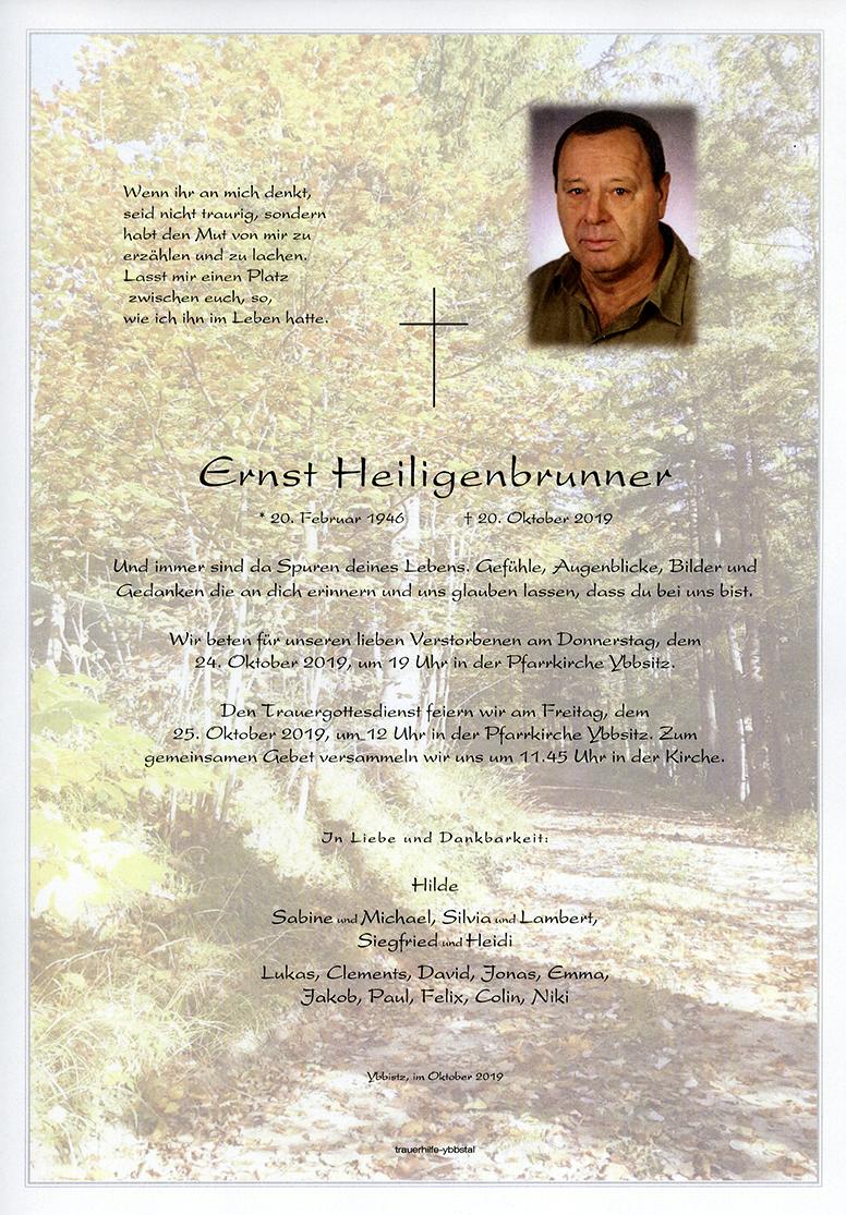 Parte Ernst Heiligenbrunner