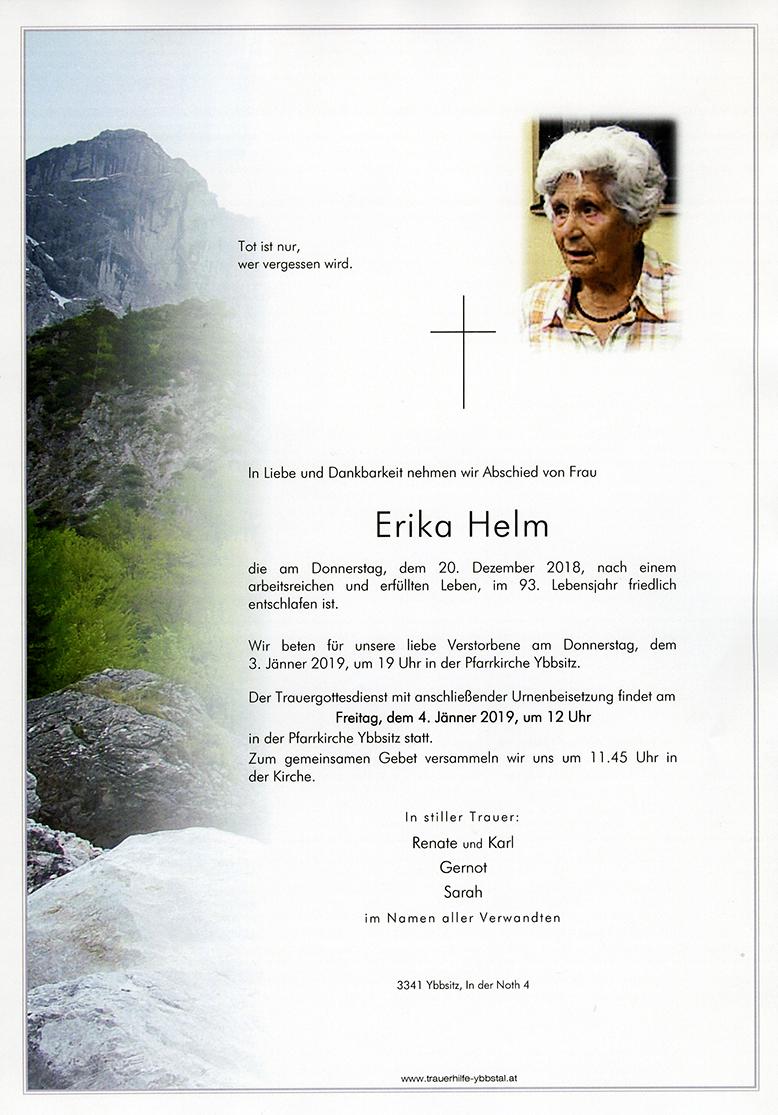 Parte Erika Helm
