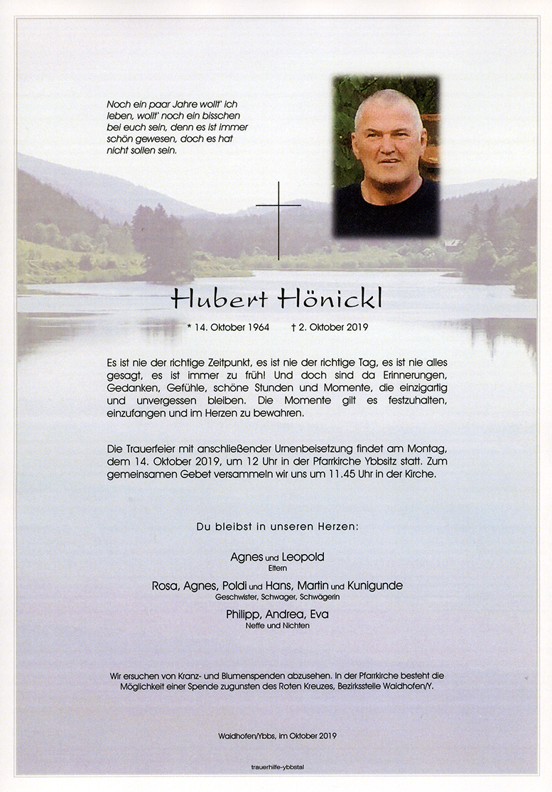 Parte Hubert Hönickl