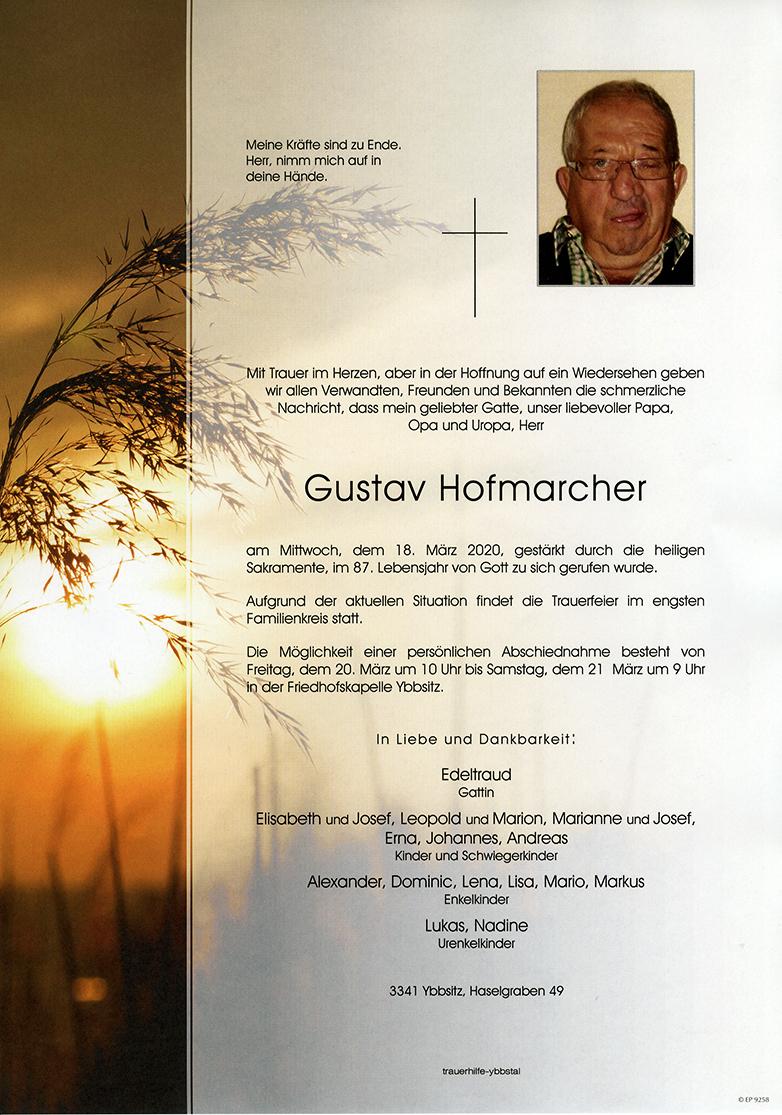 Parte Gustav Hofmarcher