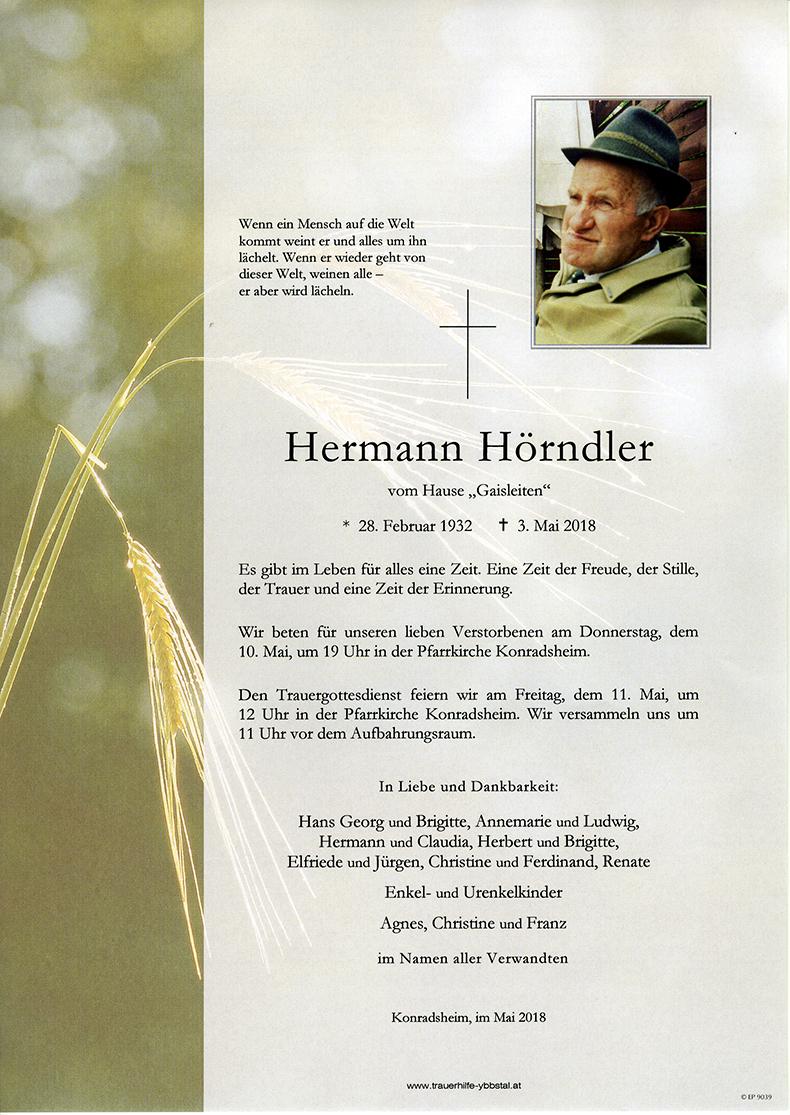 Parte Hermann Hörndler