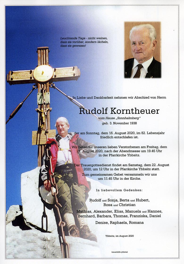 Parte Rudolf Korntheuer