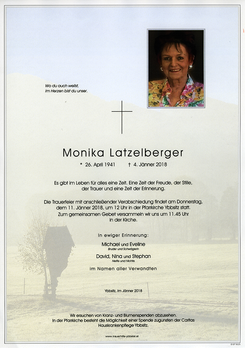 Parte Monika Latzelberger