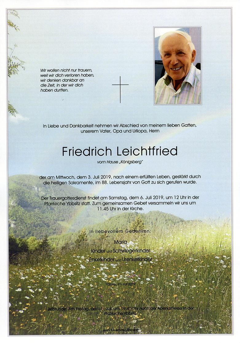 Parte Friedrich Leichtfried