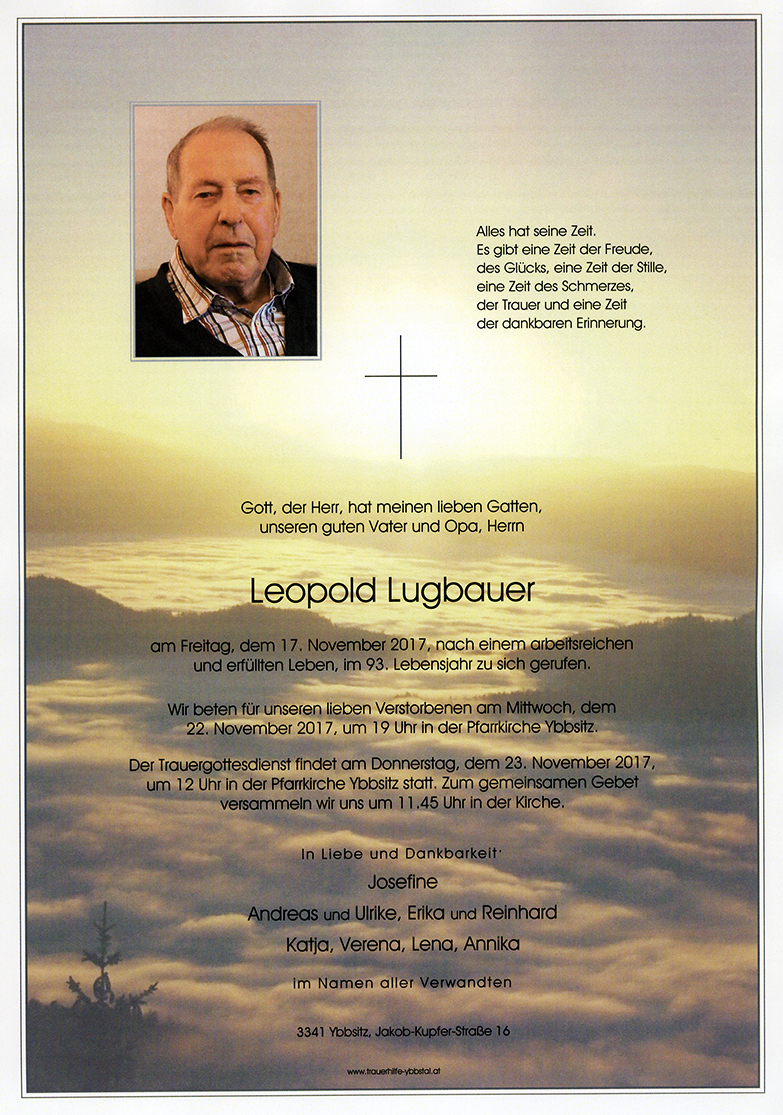 Parte Leopold Lugbauer