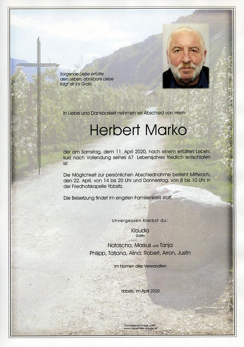 Parte Herbert Marko