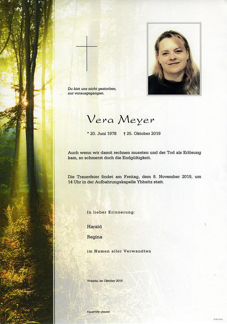Parte Vera Meyer