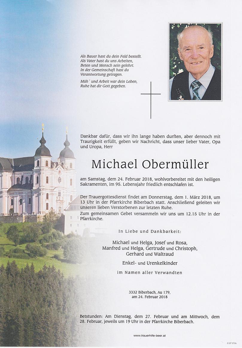 Parte Michael Obermüller