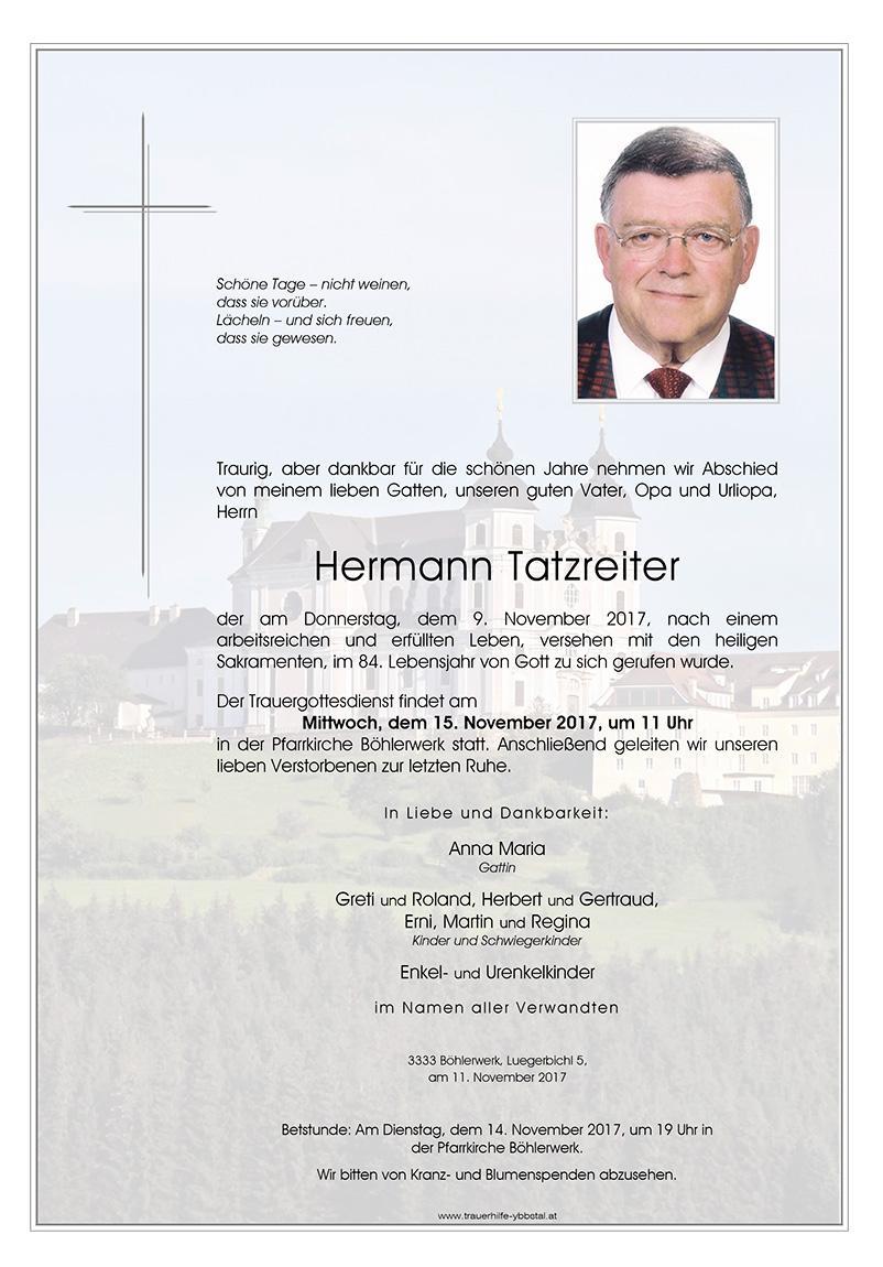 Parte Hermann Tatzreiter