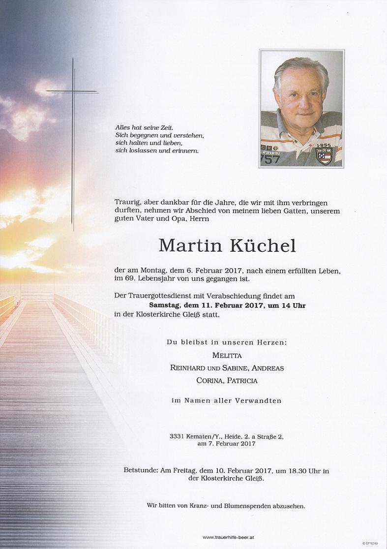 Parte Martin Küchel