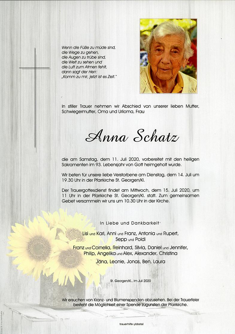 Parte Anna Schatz