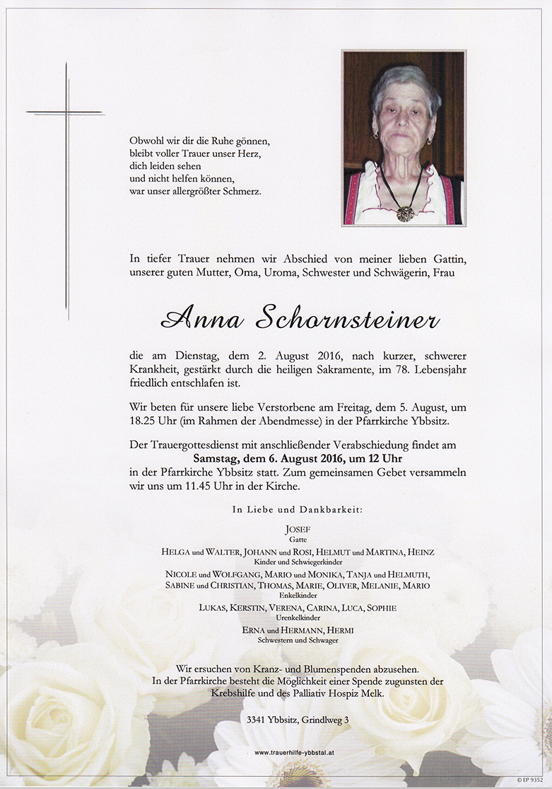Parte Anna Schornsteiner